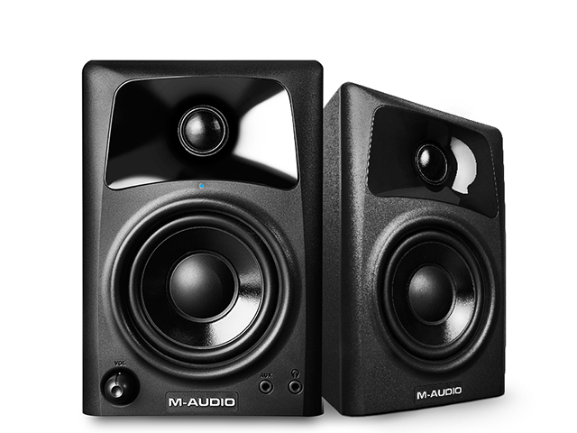 Monitor Amplificado - Studiophile AV32 - M-Audio (Par)