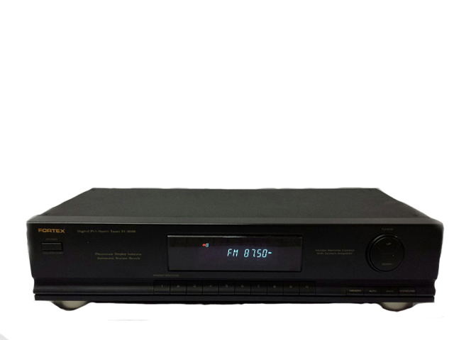 Sintonizador AM/FM Digital Fortex - TU-3038